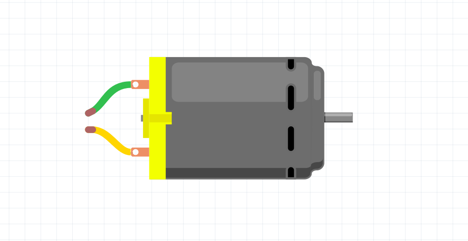 Schema Elettrico Motore Monofase Avanti Indietro : Controllo di velocità e verso di un motore dc con arduino