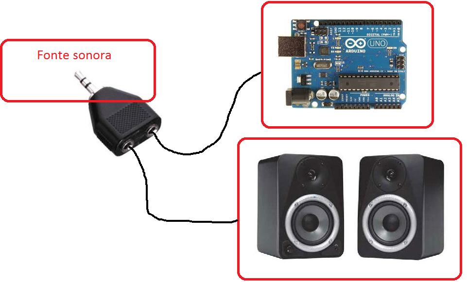 Arduino Playground - LCDVoltmeter